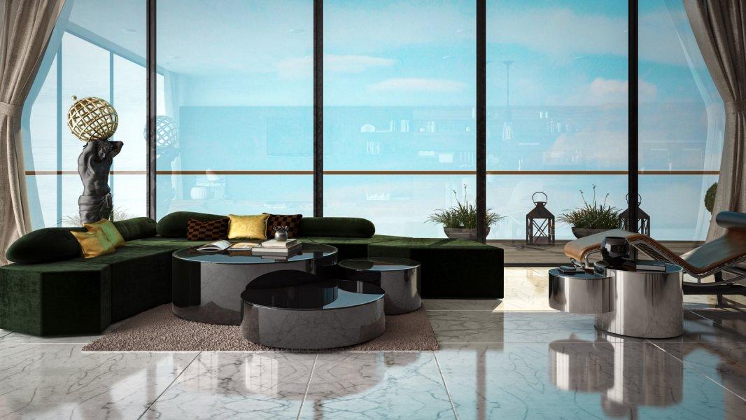 Neo Mamaia Penthouse Lemon Design