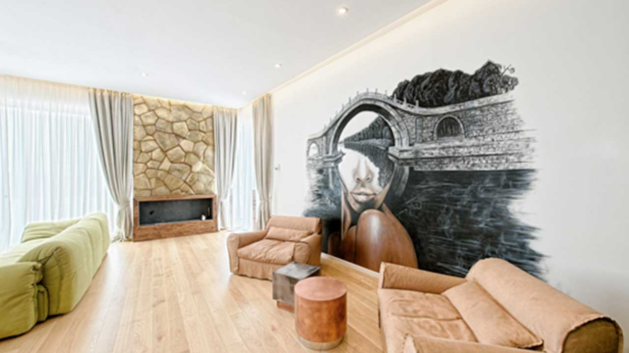 Lemon Design Madrigal Penthouse